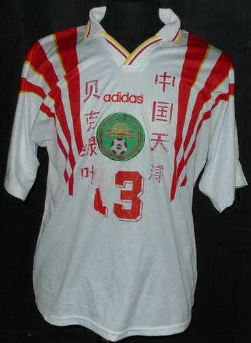 primera equipacion camiseta seleccion china baratas 1995-1997