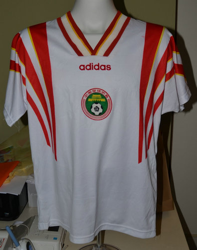 primera equipacion camiseta seleccion china baratas 1997