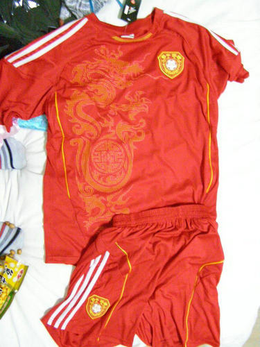 primera equipacion camiseta seleccion china baratas 2012-2014