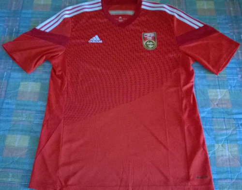 primera equipacion camiseta seleccion china baratas 2014-2015